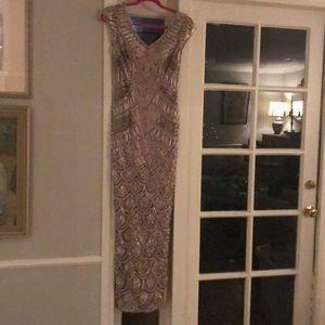 Sparkle Evening Gown